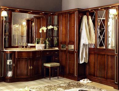 Итальянская мебель для ванной COMP. N. 37 IL BORGO фабрики EURODESIGN