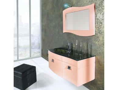 Итальянская мебель для ванной 12065 ONDA фабрики TIFERNO