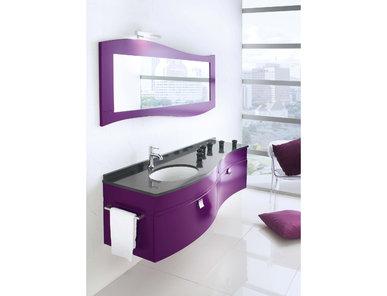 Итальянская мебель для ванной 12085 ONDA фабрики TIFERNO