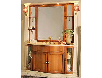 Итальянская мебель для ванной COMP. N. 40 IL BORGO фабрики EURODESIGN