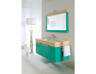 Итальянская мебель для ванной 12130 ERIKA фабрики TIFERNO