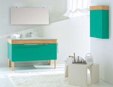 Итальянская мебель для ванной 12135 ERIKA фабрики TIFERNO