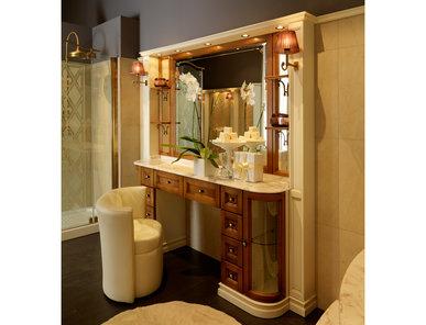 Итальянская мебель для ванной COMP. N. 42 IL BORGO фабрики EURODESIGN