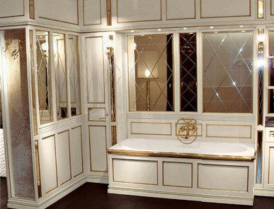 Итальянская мебель для ванной COMP. N. 44-15A IL BORGO PREMIUM фабрики EURODESIGN
