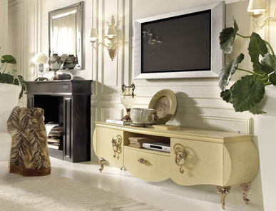 Итальянская мебель для ТВ фабрики BOVA (Композиция 02)