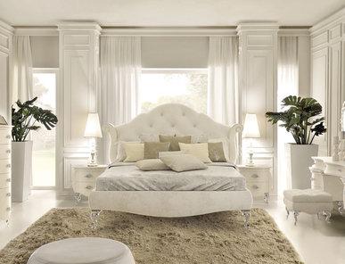Итальянская спальня фабрики BOVA (Композиция 25)