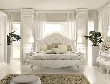 Итальянская спальня фабрики BOVA (Композиция 27)