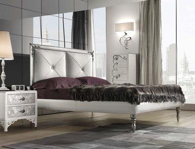 Итальянская спальня фабрики BOVA (Композиция 21)