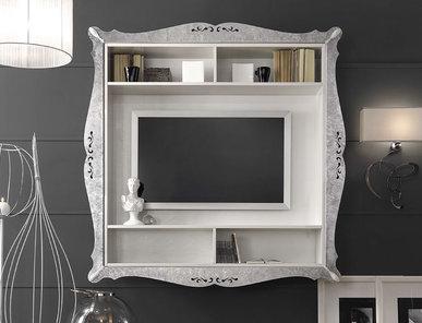 Итальянская мебель для ТВ фабрики BOVA (Композиция 06)