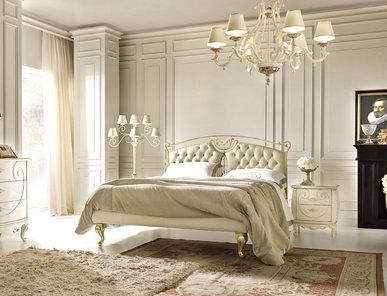 Итальянская кровать Luna фабрики BOVA