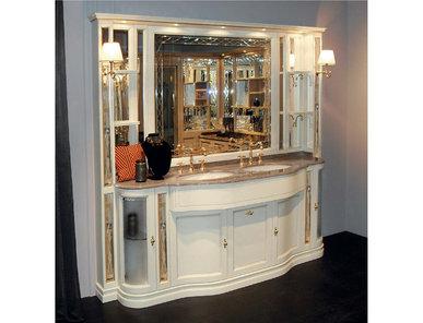 Итальянская мебель для ванной COMP. N. 53-14 IL BORGO PREMIUM фабрики EURODESIGN