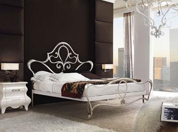 Итальянская кровать Carmen фабрики BOVA