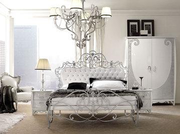 Итальянская кровать Jasmine фабрики BOVA