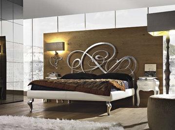 Итальянская спальня фабрики BOVA (Композиция 23)