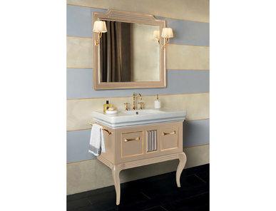 Итальянская мебель для ванной COMP. N.4 BRIDGE фабрики EURODESIGN
