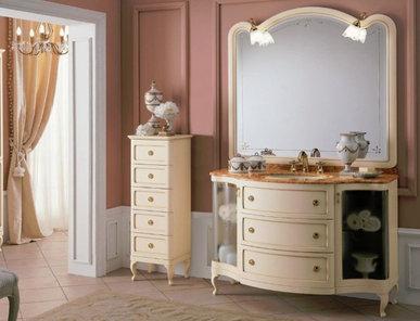Итальянская мебель для ванной COMP. N.3 ROYAL фабрики EURODESIGN