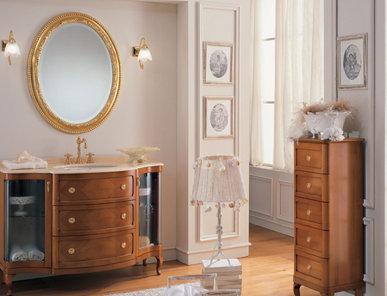Итальянская мебель для ванной COMP. N.4 ROYAL фабрики EURODESIGN