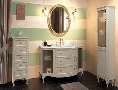 Итальянская мебель для ванной COMP. N.6 ROYAL фабрики EURODESIGN