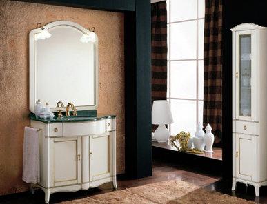 Итальянская мебель для ванной COMP. N.3 LIBERTY фабрики EURODESIGN