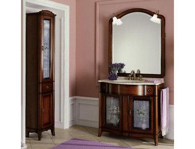 Итальянская мебель для ванной COMP. N.4 LIBERTY фабрики EURODESIGN