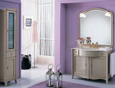 Итальянская мебель для ванной COMP. N.5 LIBERTY фабрики EURODESIGN