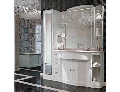 Итальянская мебель для ванной COMP. N.101 HERMITAGE фабрики EURODESIGN