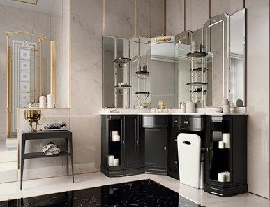 Итальянская мебель для ванной COMP. N.102 HERMITAGE фабрики EURODESIGN