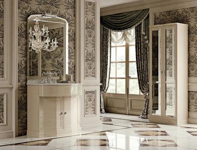 Итальянская мебель для ванной COMP. N.106 HERMITAGE фабрики EURODESIGN