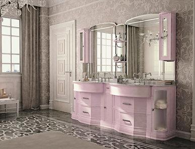 Итальянская мебель для ванной COMP. N.107 HERMITAGE фабрики EURODESIGN