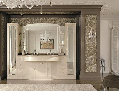 Итальянская мебель для ванной COMP. N.112 HERMITAGE фабрики EURODESIGN