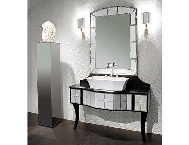 Итальянская мебель для ванной COMP. N.5 FLY фабрики EURODESIGN