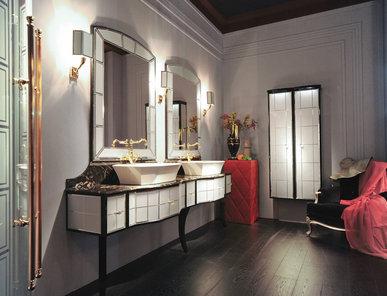 Итальянская мебель для ванной COMP. N.6 FLY фабрики EURODESIGN