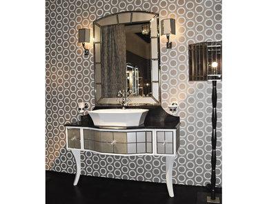 Итальянская мебель для ванной COMP. N.10 FLY фабрики EURODESIGN