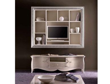 Итальянская мебель для ТВ Zoe фабрики CORTEZARI