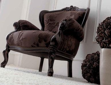 Итальянское кресло Gemma фабрики CORTEZARI