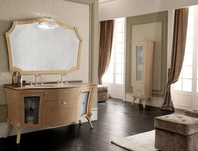 Итальянская мебель для ванной COMP. N.3 GARDEN фабрики EURODESIGN