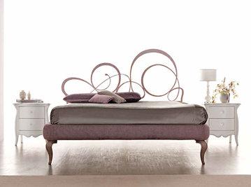 Итальянская кровать Bizet фабрики CORTEZARI