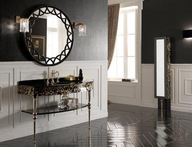 Итальянская мебель для ванной COMP. N.8 FASHION фабрики EURODESIGN