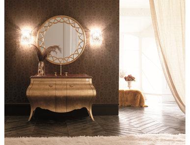 Итальянская мебель для ванной COMP. N.1 PRESTIGE фабрики EURODESIGN