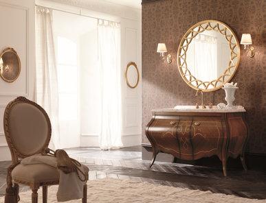 Итальянская мебель для ванной COMP. N.2 PRESTIGE фабрики EURODESIGN
