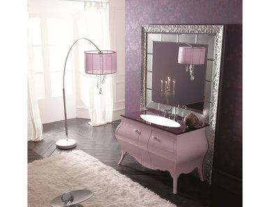 Итальянская мебель для ванной COMP. N.4 PRESTIGE фабрики EURODESIGN