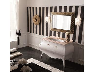 Итальянская мебель для ванной COMP. N.5 PRESTIGE фабрики EURODESIGN