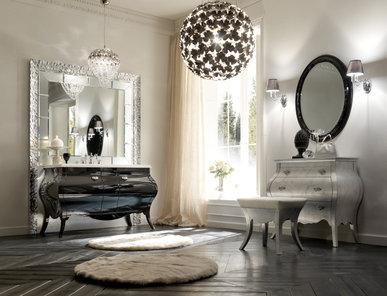 Итальянская мебель для ванной COMP. N.6 PRESTIGE фабрики EURODESIGN
