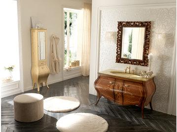 Итальянская мебель для ванной COMP. N.7 PRESTIGE фабрики EURODESIGN