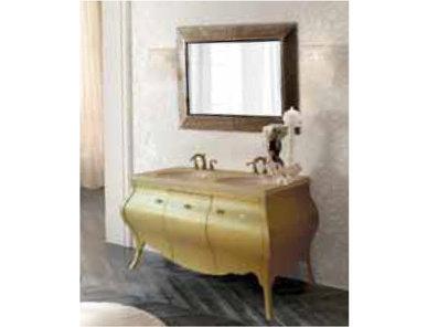 Итальянская мебель для ванной COMP. N.8 PRESTIGE фабрики EURODESIGN
