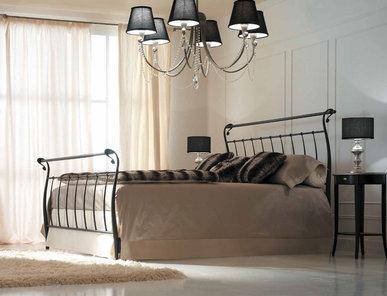 Итальянская кровать COCO фабрики CORTEZARI