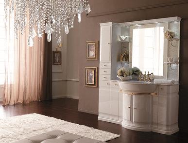 Итальянская мебель для ванной COMP. N.11 LUXURY фабрики EURODESIGN
