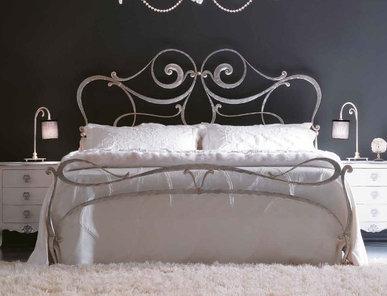 Итальянская кровать ESTER фабрики CORTEZARI
