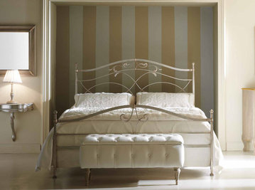 Итальянская кровать ZEUS фабрики CORTEZARI