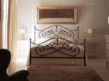 Итальянская кровать ARTU фабрики CORTEZARI